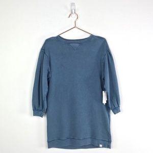 TREASURE & BOND 3/4 Sleeve Tunic Sweater